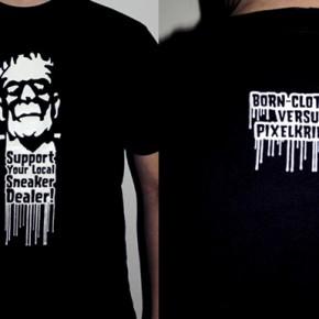 Born-Clothing x Pixelkrieger Shirt Gewinnspiel...