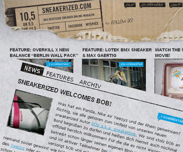 bob on sneakerized