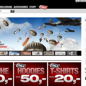 kickz.com... neue seite, neue marken...
