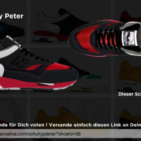 Design your own New Balance 1500...