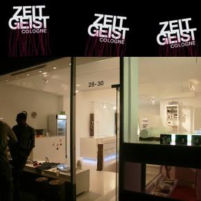 Zeitgeist Cologne - Neuer Designshop in Köln...
