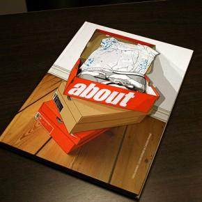About - Das Sneakerbuch über Sammler...(Gewinnspiel)