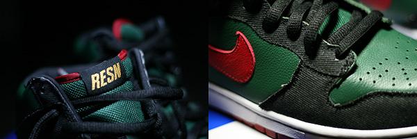 Nike Dunk High x RESN