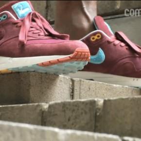 Nike Air Max 1 x Parra...