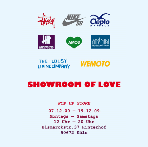 showroom of love