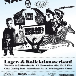LagerSuperSale in Köln...