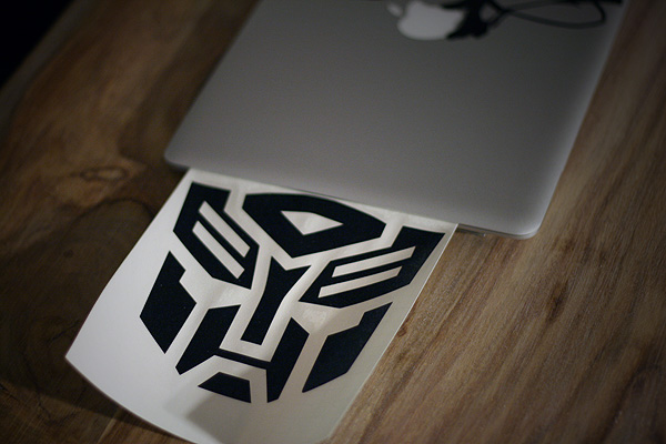 autobot macbook