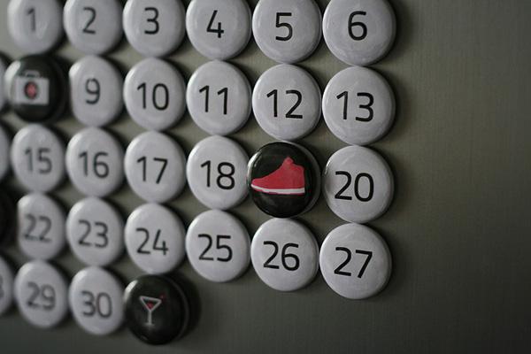 sneaker button