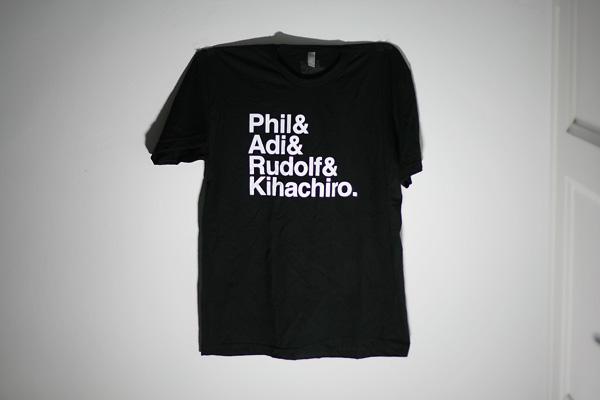 phil adi rudolf kihachiro shirt