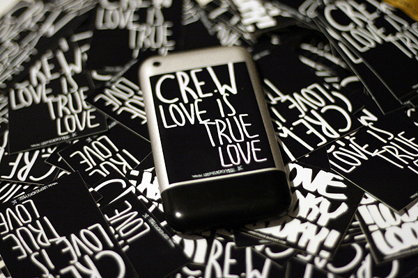 crew love is true love