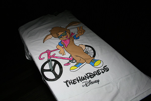 the hundreds disney fixed bike