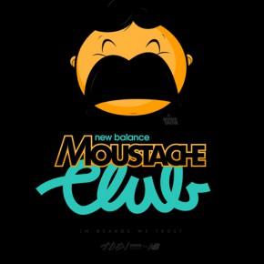 New Balance Moustache CLUB + Gewinnspiel