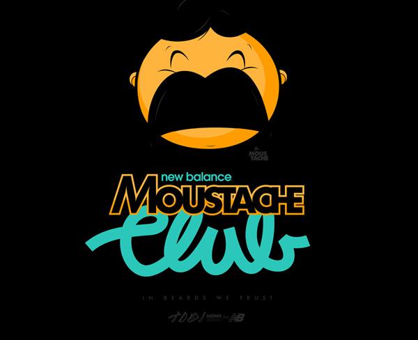 NB Moustache Club
