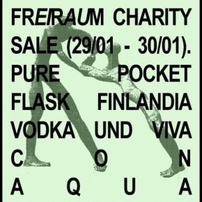 Freiraum Frankfurt Charity Sale...