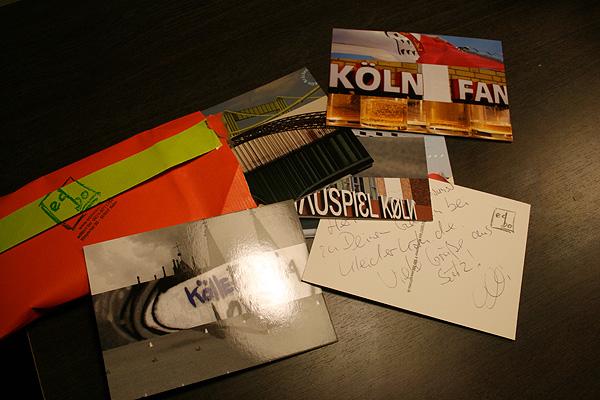 köln postkarten