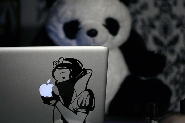 panda surft