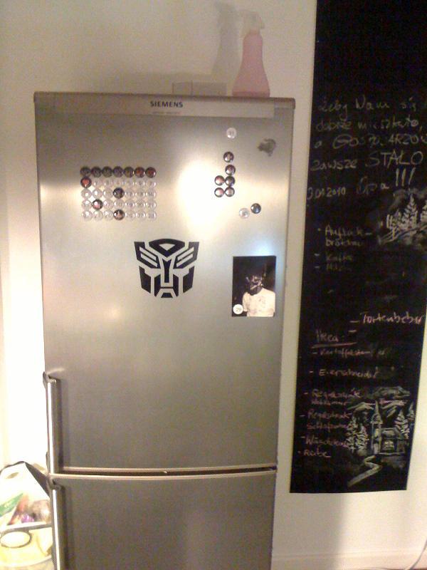transformers kühlschrank