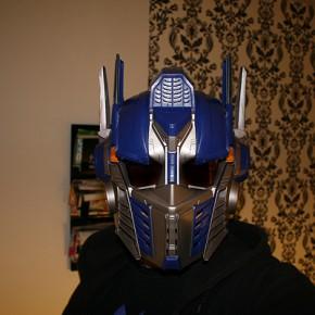 Transformers - Optimus Prime Helm