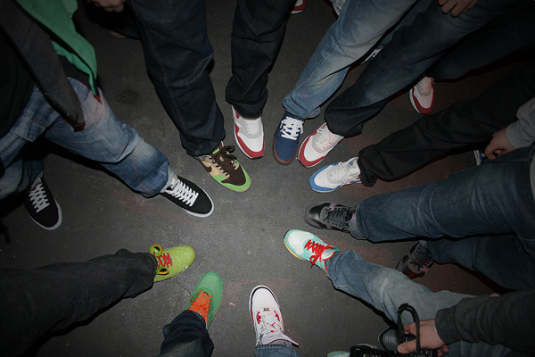 sneakerness circle