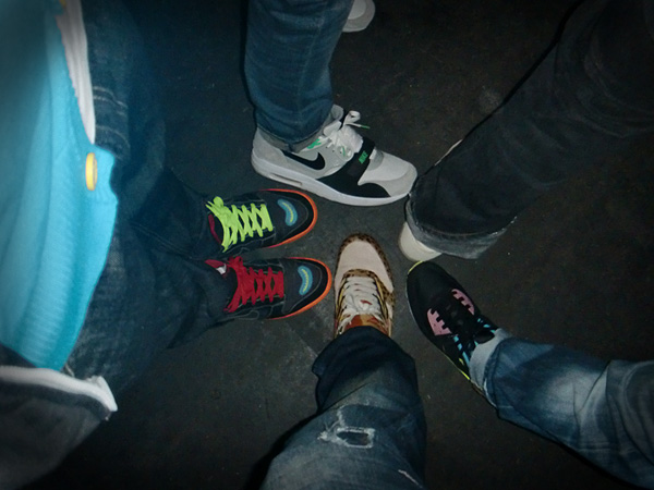 sneakerness after show party