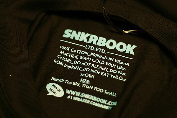 snkrbook print