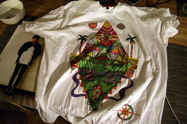 t-post shirt