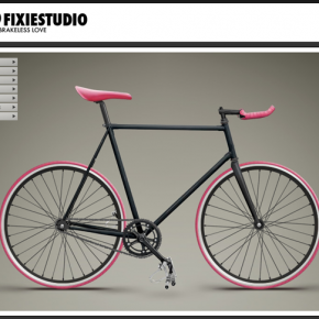Design your own fixie...