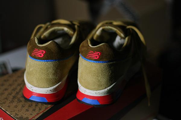 new balance heel