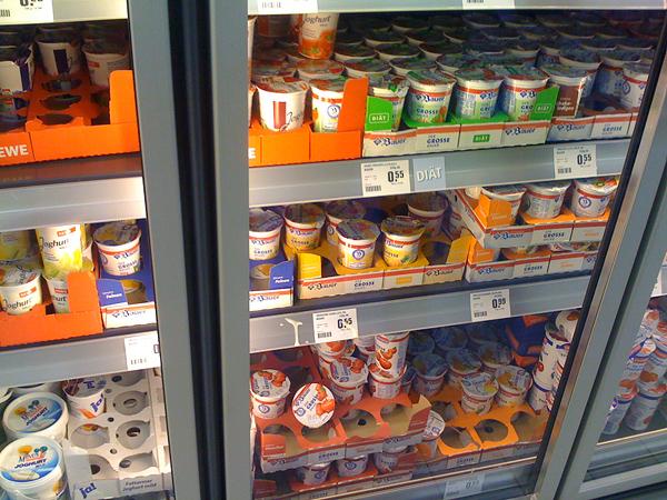 joghurt rewe