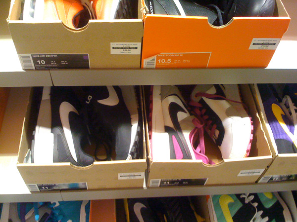 nike pegasus outlet