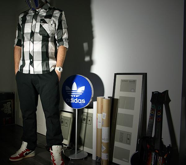 adidas wear