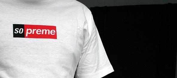 sopreme shirt