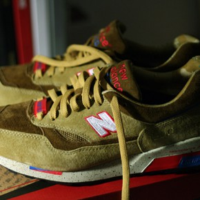 New Balance x UNDFTD 1500 - Operation Desert Storm...