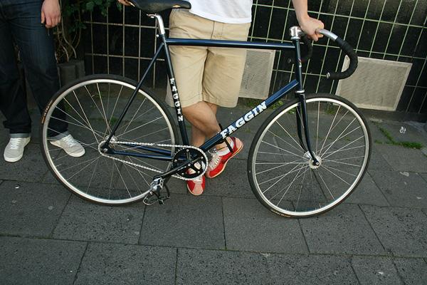 faggin bike