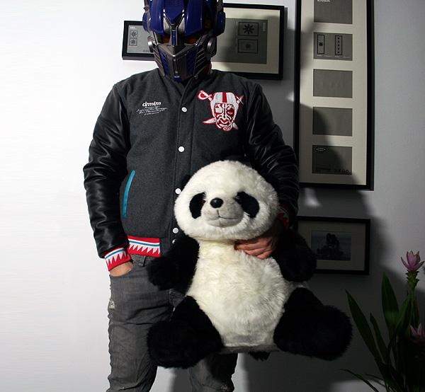 drmtm jacket panda