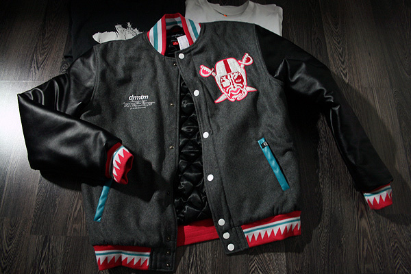dreamteam clothing varsity jacket