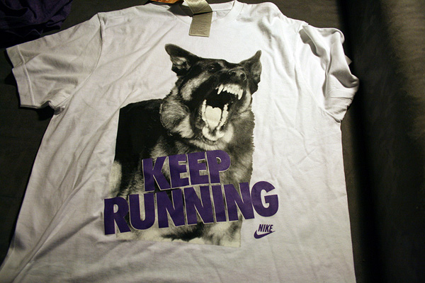 nike keep running