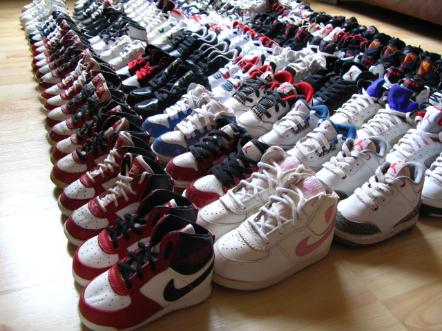 Babysneaker for sale – JordanNike | sneakerb0b
