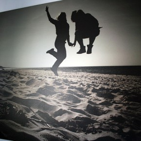 Me and my Girl auf Leinwand...