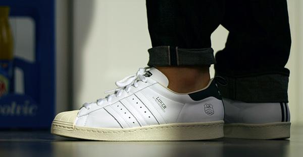 Adidas x Luker by Neighborhood 80s Superstar… | sneakerb0b