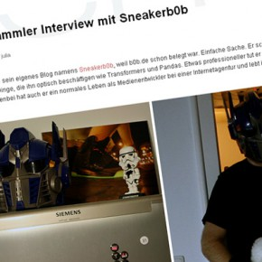 sneakerb0b Interview...