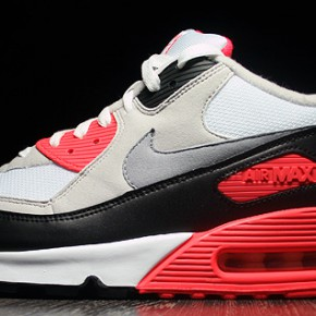 Nike AIR MAX 90 Infrared + Infrared Poster...