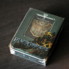Transformers 2: Revenge Of The Fallen - USB Stick + Gewinnspiel