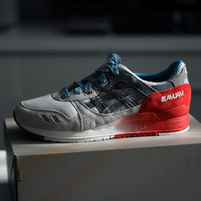 ASICS x SLAM JAM GEL-LYTE III - Fifth Dimension...