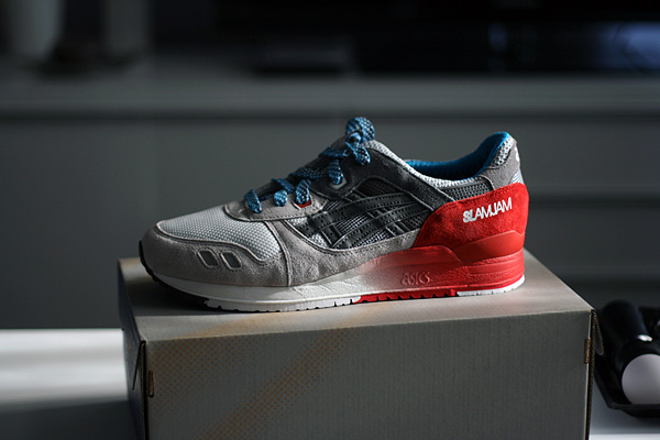 buy online e3dce 24cce ASICS x SLAM JAM GEL-LYTE III – Fifth Dimension…