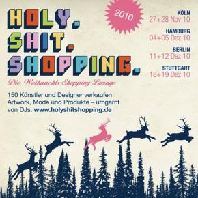 Holy Shit Shopping in Köln...