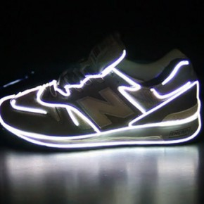 newbalance projection mapping