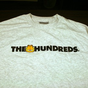 The Hundreds x Garfield...
