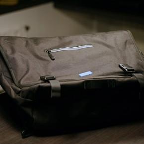 Meine alkr Urban Messenger Bag ist da...
