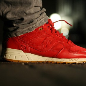 Bodega x Saucony Shadow 5000 RED